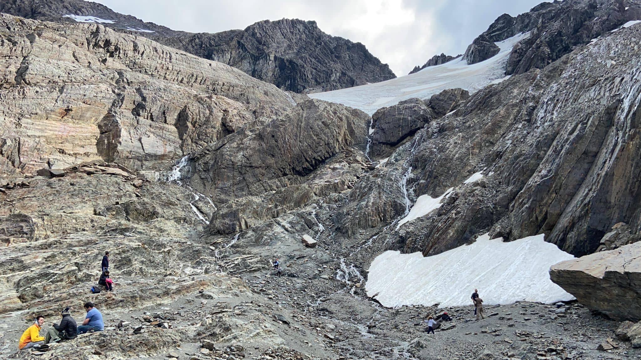 Glaciar Martial hike Ushuaia